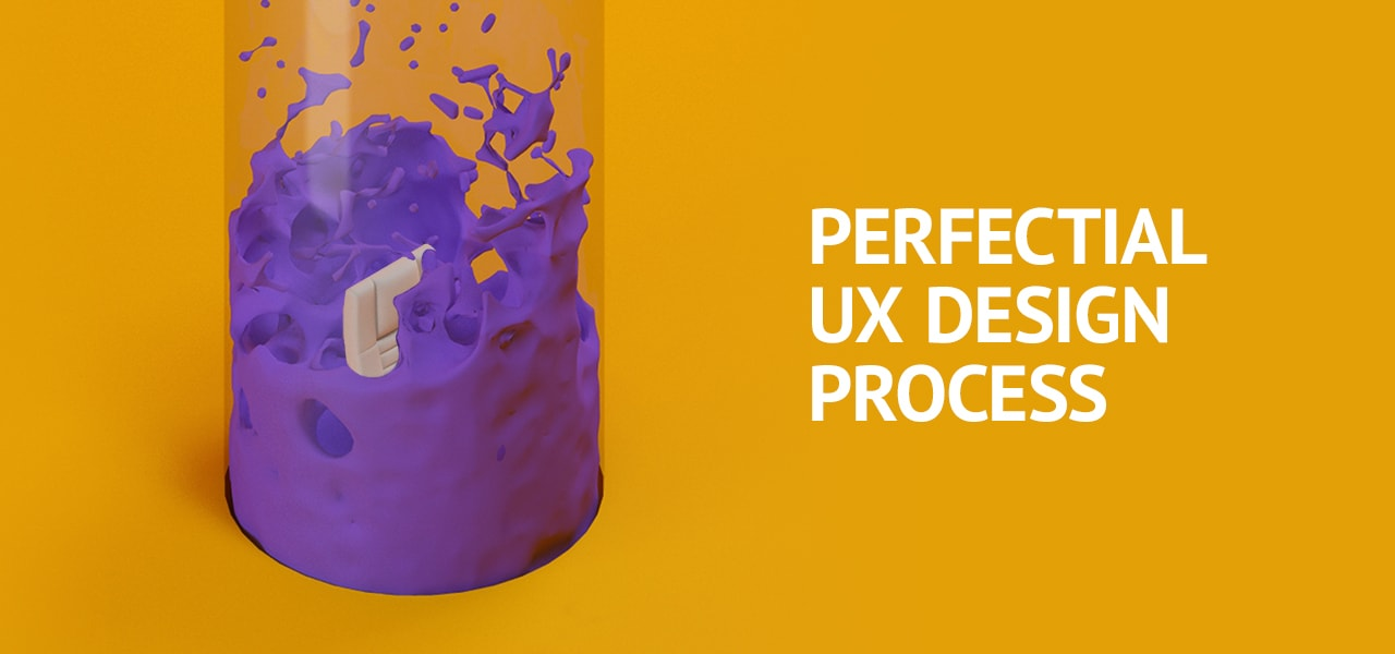 Perfectial UX process