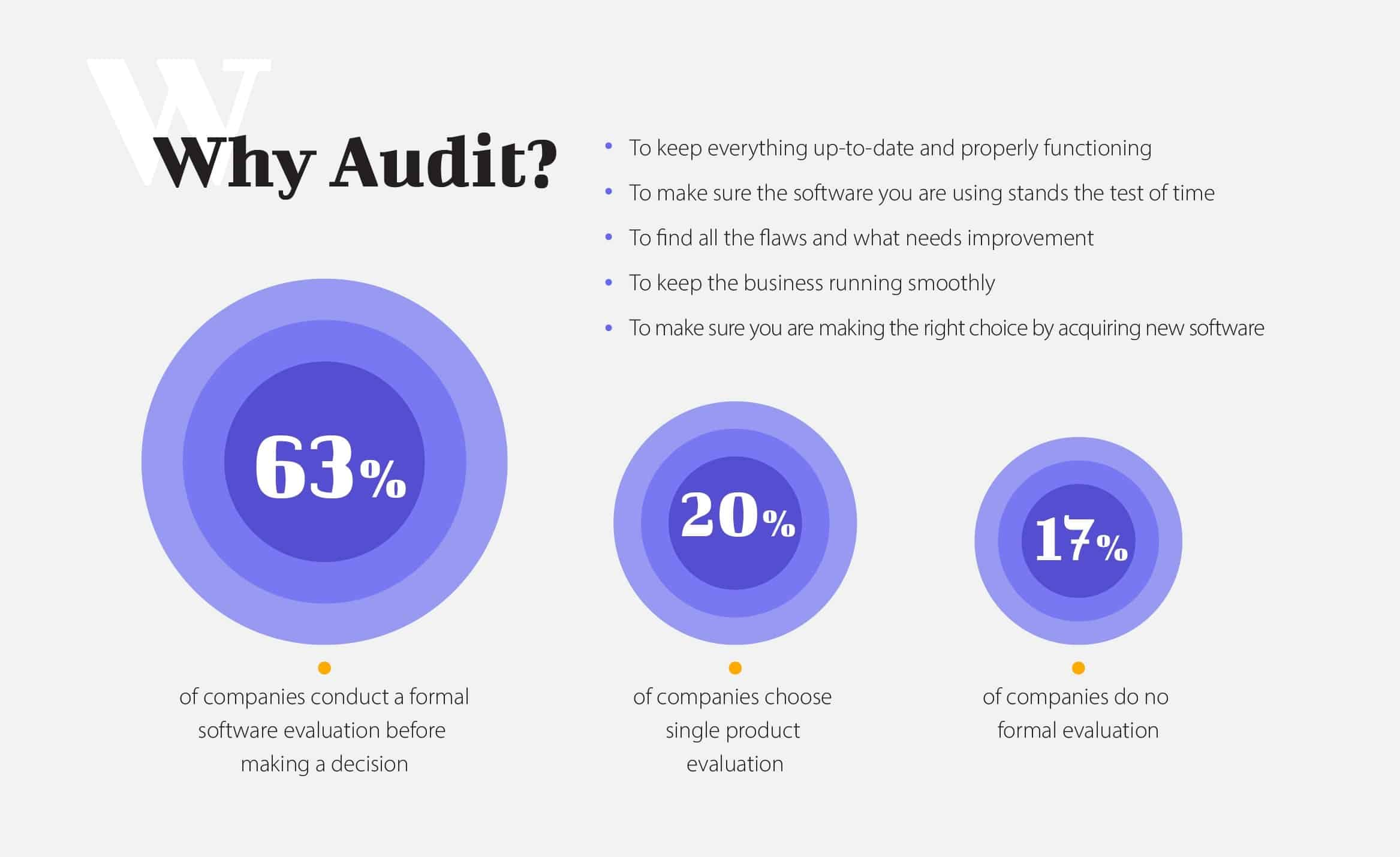 Why You Might Need a Software Audit