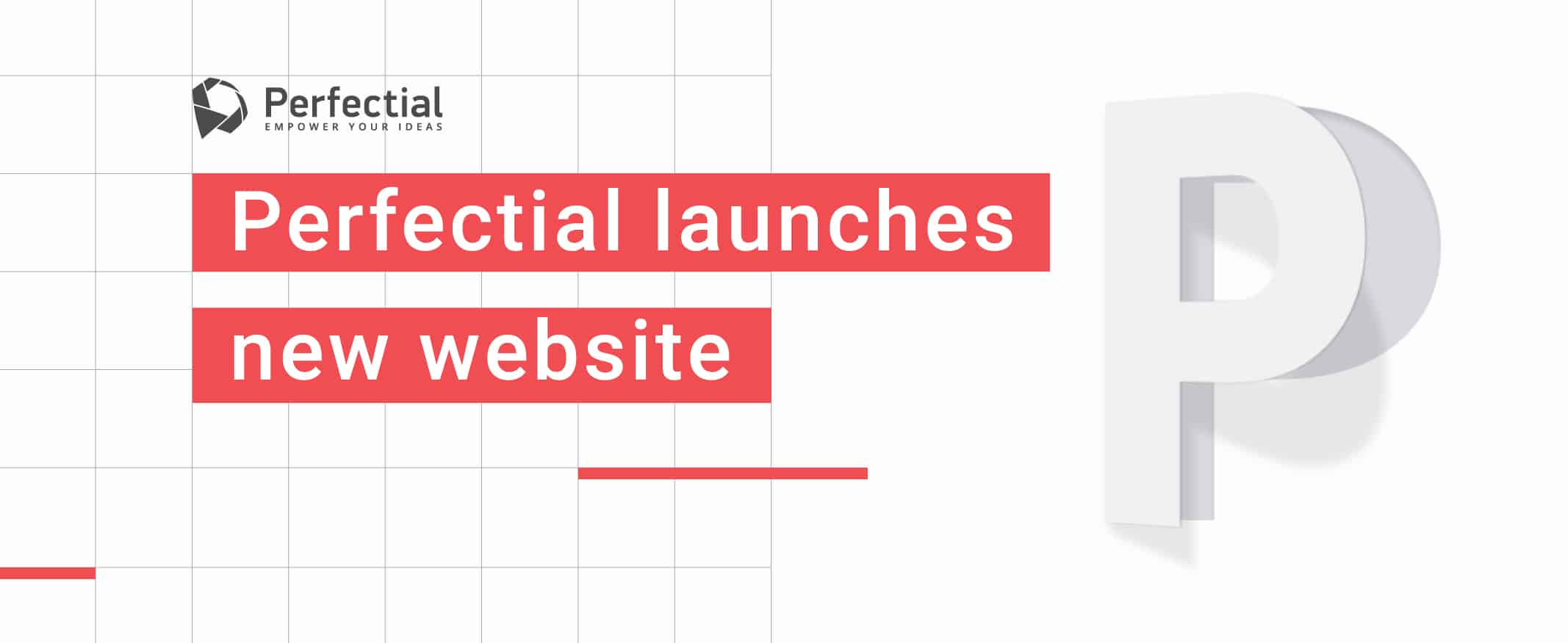 Perfectial Launches New Website